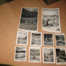 Fotografia antica: FOTOGRAFIAS DE SORT. Lote 234826930