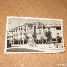 Fotografia antica: FOTOGRAFIA DE SANTA COLOMA DE QUERALT. Lote 235098500