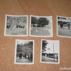 Photographie ancienne: 5 FOTOGRAFIAS DE CAPELLADES. Lote 235224440