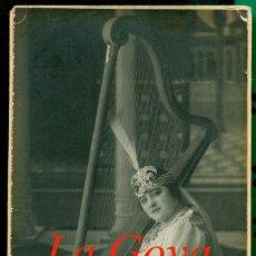 Fotografía antigua: LA GOYA - ARTISTA - POSTAL FOTOGRÁFICA - 1920'S. Lote 236046105