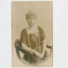 Fotografía antigua: MARÍA CRISTINA DE HABSBURGO-LORENA, SIN DATOS.. Lote 237205245