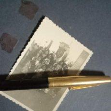 Fotografía antigua: FALLERAS FOTO ANTIGUA OFRENDA A LA VIRGEN FALLAS 1949. Lote 242933160
