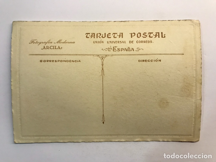 Fotografía antigua: FOTOGRAFÍA ANTIGUA ARCILA (Marruecos) Militar Alfonsino. Guerra de Africa (h.1910?) - Foto 2 - 244427800