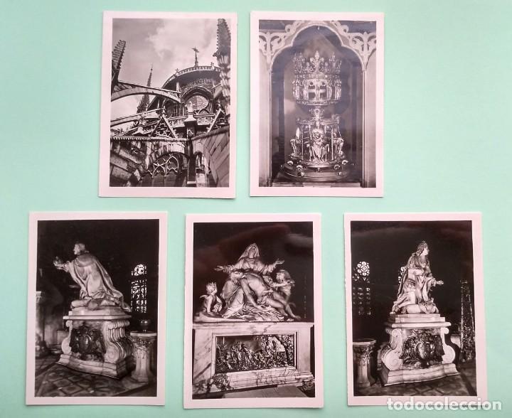 Fotografía antigua: COLECCION 20 FOTOGRAFIAS DE NOTRE-DAME DE PARIS, CIRCA AÑOS 50 - Foto 6 - 244434175