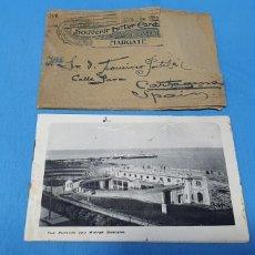 Fotografía antigua: LIBRILLO DE POSTALES - SOUVENIR MARGATE - AGOSTO 1912. Lote 251134695