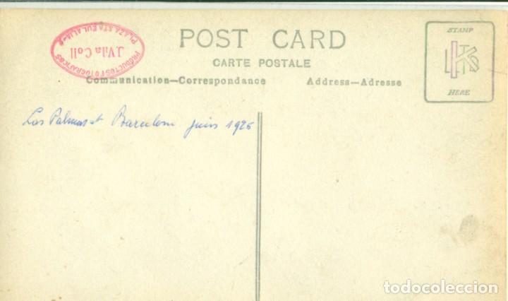 Fotografía antigua: GRUPO DE MILITARES. 1926. FOTO J. VILA COLL. PALMA MALLORCA. - Foto 2 - 253552420