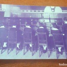 Fotografía antigua: POSTAL FOTOGRAFICA 50 AÑOS DE TELEFONICAS. Lote 254112135
