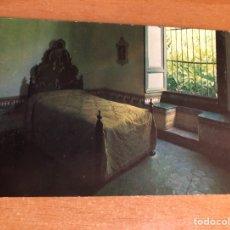 Fotografía antigua: COLECCIÓN ANTIGUA POSTAL VENEZUELA, CARACAS, (QUINTA ANAUCO) MUSEO COLONIAL. Lote 256076040