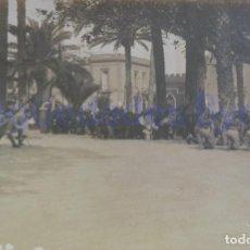 Fotografía antigua: FOTOGRAFÍA. BOY SCOUT. EXPLORADORES. LAS PALMAS DE G.C. AÑO 1915. SELLO FOT. PONCE (13,5 X 8,5 CM). Lote 257588815