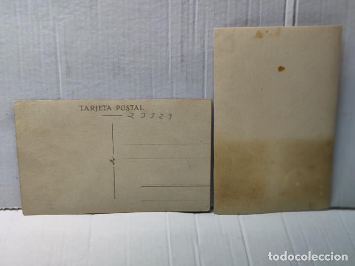 Fotografía antigua: Fotografías Tarjeta Postal Vendrell -Hermanos- sellada en seco - Foto 4 - 262075915