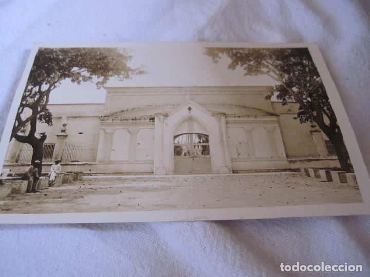 Fotografía antigua: 10 ANTIGUAS FOTOGRAFIAS DE BARRANQUILLA, COLOMBIA. EDICION LIBRERÍA CERVANTES BARRANQUILLA. 9x14 cm - Foto 5 - 275101093