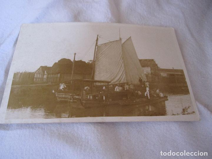Fotografía antigua: 10 ANTIGUAS FOTOGRAFIAS DE BARRANQUILLA, COLOMBIA. EDICION LIBRERÍA CERVANTES BARRANQUILLA. 9x14 cm - Foto 6 - 275101093