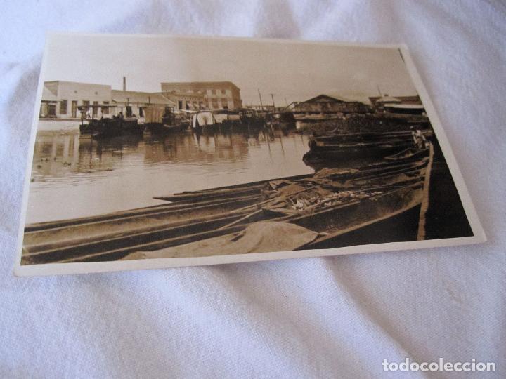 Fotografía antigua: 10 ANTIGUAS FOTOGRAFIAS DE BARRANQUILLA, COLOMBIA. EDICION LIBRERÍA CERVANTES BARRANQUILLA. 9x14 cm - Foto 7 - 275101093
