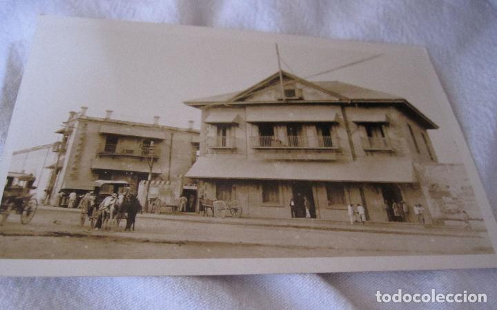 Fotografía antigua: 10 ANTIGUAS FOTOGRAFIAS DE BARRANQUILLA, COLOMBIA. EDICION LIBRERÍA CERVANTES BARRANQUILLA. 9x14 cm - Foto 8 - 275101093