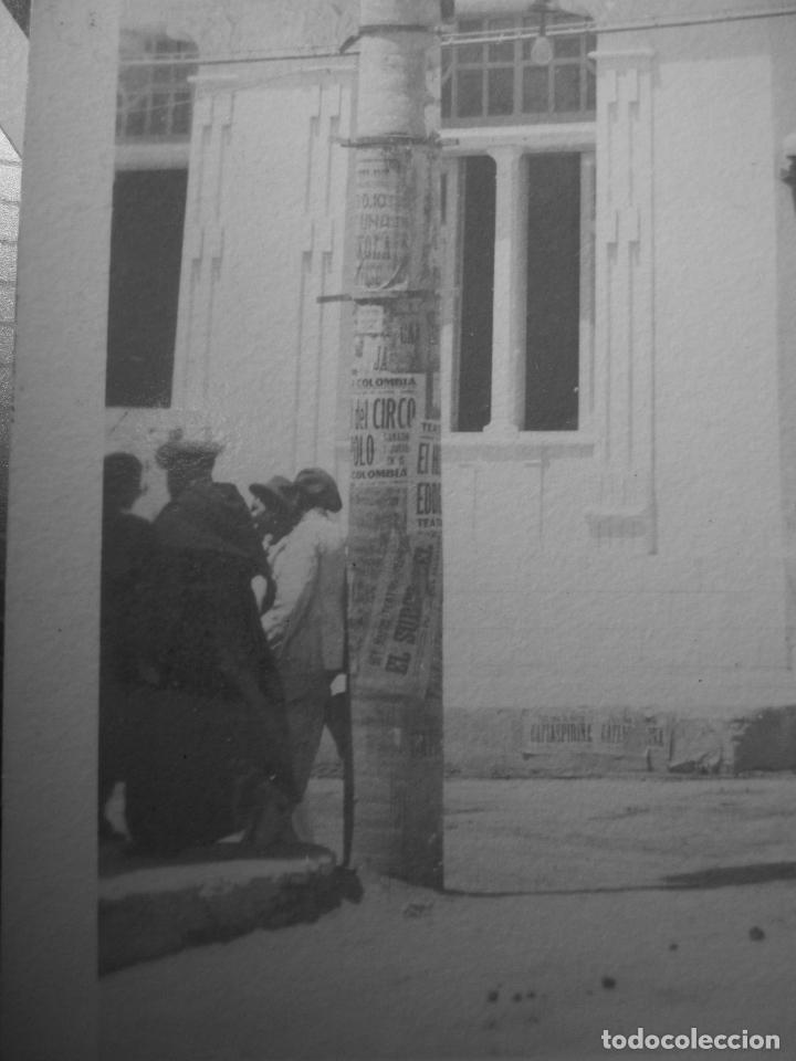 Fotografía antigua: 10 ANTIGUAS FOTOGRAFIAS DE BARRANQUILLA, COLOMBIA. EDICION LIBRERÍA CERVANTES BARRANQUILLA. 9x14 cm - Foto 13 - 275101093