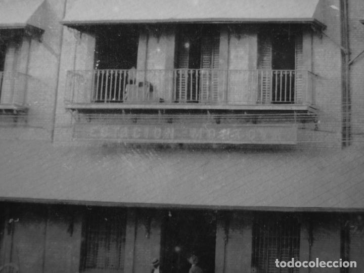 Fotografía antigua: 10 ANTIGUAS FOTOGRAFIAS DE BARRANQUILLA, COLOMBIA. EDICION LIBRERÍA CERVANTES BARRANQUILLA. 9x14 cm - Foto 14 - 275101093