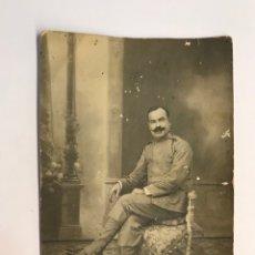 Fotografia antica: MILITAR FOTOGRAFÍA. CABO DEL REGIMIENTO DE INFANTERÍA ULTONIA NO.59, EL INMORTAL (H.1920?). Lote 276490983