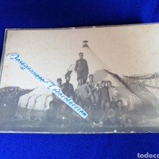 Fotografía antigua: SOLDADOS MELILLA (AÑO 1924 )FOTO TARJETA POSTAL. Lote 276532068