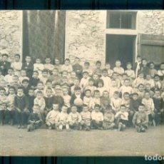 Fotografía antigua: NUMULITE PB050 FOTOGRAFÍA ANTIGUA COLEGIO MASCULINO NIÑOS. Lote 286956483