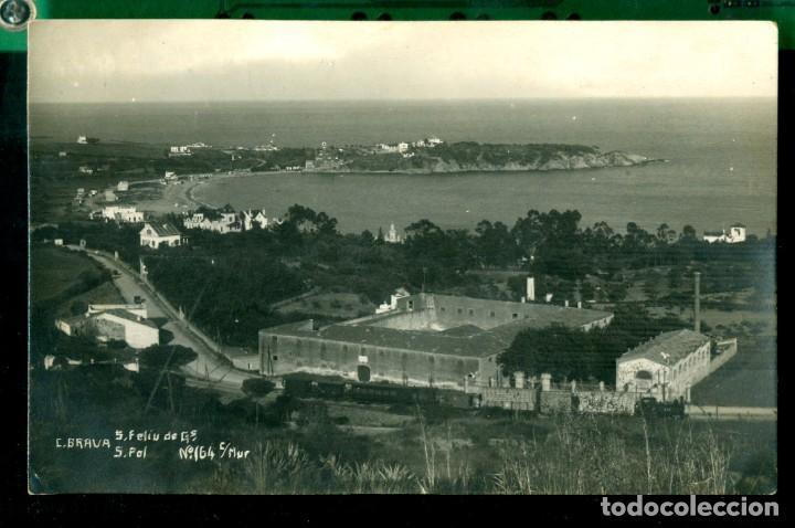 SANT FELIU DE GUIXOLS - COSTA BRAVA - Nº 164 - 1928 - POSTAL FOTOGRÁFICA (Fotografía Antigua - Tarjeta Postal)