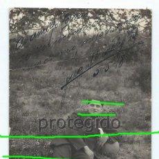 Fotografía antigua: D. JUAN URIACH I TEY. AÑO 1918. J. CASAÚ. CARTAGENA, MURCIA. LABORATORIOS URIACH. BARCELONA.. Lote 287883873