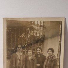 Fotografía antigua: TARJETA POSTAL AÑOS 20-30/ ORIGINAL DE ÉPOCA/ SIN CIRCULAR. Lote 288229473