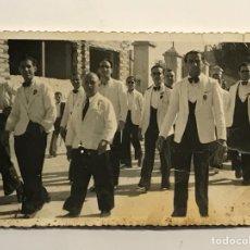 Fotografía antigua: ALICANTE, FOTOGRAFÍA.. AQUELLOS BARES QUE ALEGRABAN LA CIUDAD.. IMÁGENES DE POSTGUERRA (A.1944). Lote 288231088
