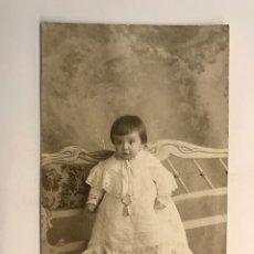 Fotografía antigua: LA VALENCIA QUE FUE FOTOGRAFÍA DERREY BURGUESÍA VALENCIANA RETRATO DE EDUARDO VIDAL (H.1905?). Lote 289534023