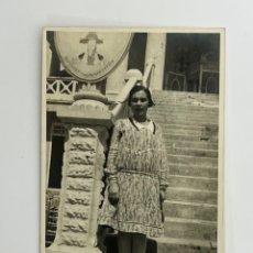 Fotografía antigua: LA VALENCIA QUE FUE.. FOTOGRAFÍA ANTIGUA LAS ARENAS.. BALNEARIO.. PLAYA .. (H.1920?). Lote 295398873
