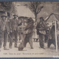 Fotografía antigua: POSTAL LES PYRÉNEES - EXCURSION AU PAYS NATAL. Lote 296722483
