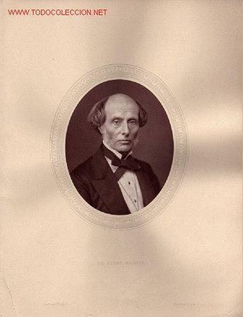 WOODBURITIPIA DE SIR HENRY MANISTY (Fotografía Antigua - Ambrotipos, Daguerrotipos y Ferrotipos)