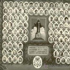 Fotografía antigua: FOTOGRAFIA ORIGINAL 30X40 CM. DE LOS CAIDOS POR ESPAÑA BANDO NACIONAL EN MANZANARES (CIUDAD REAL). Lote 26992149