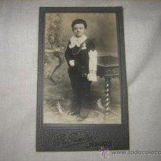 Fotografía antigua: FOTOGRAFO RAYMOND RIVIERE ANGERS . Lote 18997359