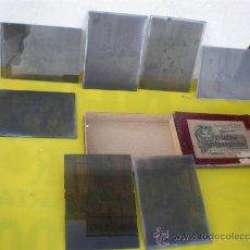 7 negativos de cristales