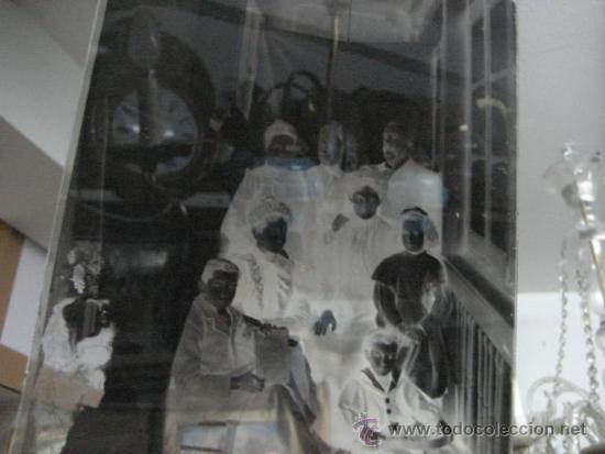 Fotografía antigua: CINCO NEGATIVOS DE CRISTAL DE GRAN TAMAÑO - Foto 3 - 69041349