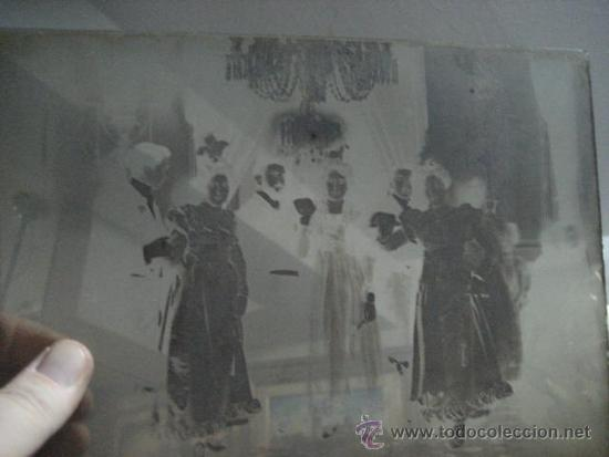 Fotografía antigua: CINCO NEGATIVOS DE CRISTAL DE GRAN TAMAÑO - Foto 4 - 69041349
