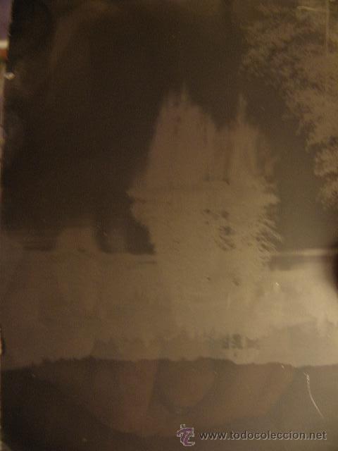Fotografía antigua: Lote de negativos de fotografias en cristal - caja metalica y paquete original - Foto 9 - 39865793