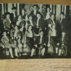 Fotografía antigua: FOTOGRAFIA DE ACTORES DE OPERA - PRINCIPIOS DE SIGLO XX. Lote 40754324