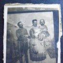 Fotografía antigua: CURIOSA, DIVERTIDA Y MUY ANTIGUA FOTOGRAFÍA DE FERIA -. Lote 41096783