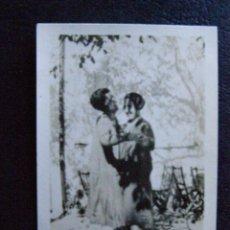 Fotografía antigua: MUY ANTIGUA PEQUEÑA FOTOGRAFIA - LA BODA DE ROMO - 1927 -. Lote 41096855