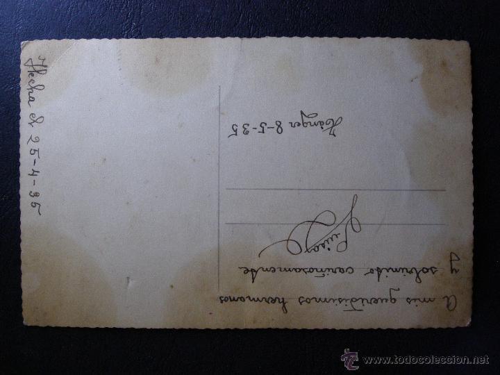 Fotografía antigua: Antigua fotografía - Luisa - Tanger - Mayo 1935 - - Foto 2 - 41122987