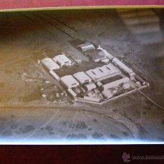 Fotografía antigua: ANTIGUA FOTOGRAFIA AEREA - AERÖDROMO DE NADOR - MELILLA - AÑOS 20 - 11 X 17 CM.. Lote 41719498