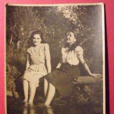 Photographie ancienne: ANTIGUA FOTOGRAFIA - GRAN TAMAÑO - . Lote 43158624