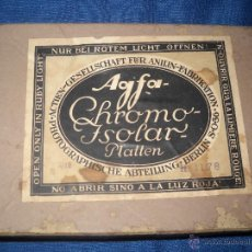 Fotografía antigua: AGFA CHROMO FSOLAR PATTEN BERLIN S.O.36. Lote 46473775