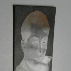 Fotografía antigua: PLANCHA DE FOTOGRABADO CON LA IMAGEN DE J.A. PRIMO DE RIVERA- 10,8 X 18 CM. Lote 46815796