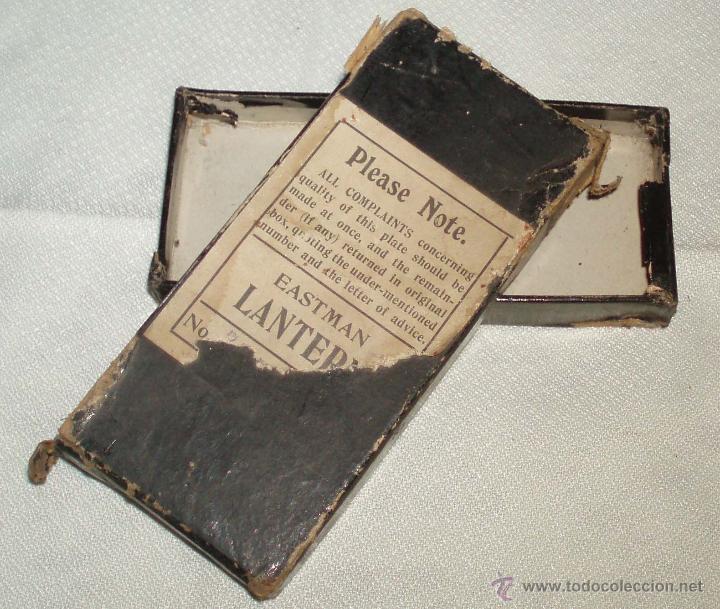 Fotografía antigua: caja para guardar ferrotipos de finales del siglo XIX - Foto 2 - 47095963