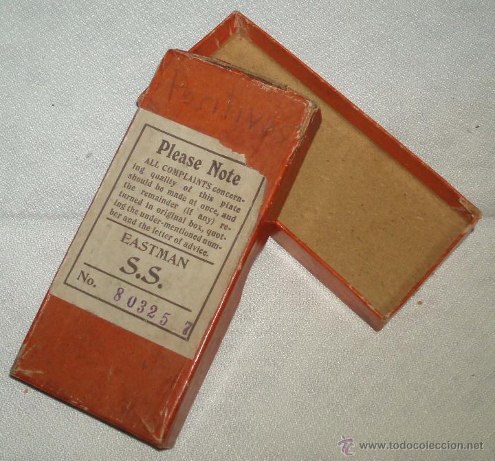 Fotografía antigua: caja para guardar ferrotipos de finales siglo XIX - Foto 2 - 47096101