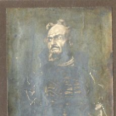 Fotografía antigua: FOTOGRAFIA-TEODOR CHALIAPINE EN LA OPERA DE BORIS GODOUNOH-DICIEMBRE AÑO 1927. Lote 47551956