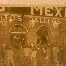 Fotografía antigua: FOTO RECITAL DE PABLO PALITOS - 13 CM X 18 CM - BRILLANTE - BUEN ESTADO - ORIGINAL. Lote 50585882