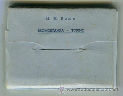 Fotografía antigua: ROMA CARPETA CON 20 FOTOGRAFIAS (COMPLETA) TAMAÑO 9 X 6 CMS - Foto 3 - 50682404